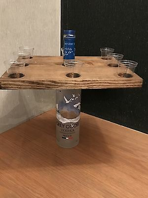 Party Shot Glass holder, tray board ,party board branchedout.Gift wrapped