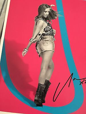 The Saturdays - Set of 4 Posters with Pre Print Autographs
