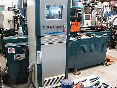 Eaton Leonard Vb50 Hp R 105 Ipc 1093 Cnc Tube Bender Right Hand (Low Hours)