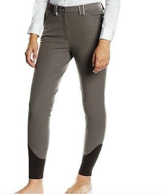 Tagg Equestrian Ladies Dallas Horse Riding Breeches - SALE