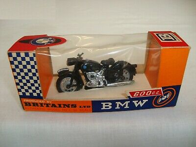 BRITAINS 9694 BMW R60 600CC MOTORCYCLE - EXCELLENT in original BOX