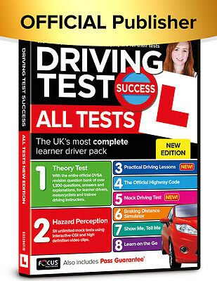 Driving Test Success All Tests 2017 Edition (10 pack)
