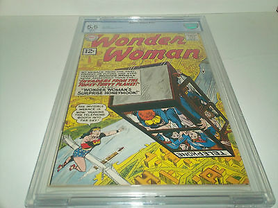Wonder Woman #127, DC Comics 1962 CGC 5.5 Wow DEAL!