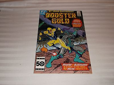 Booster Gold #1 Dc Comic (1986) 1St Appearance Of Booster Gold