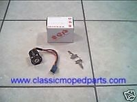 FZ50 Suzuki  (Ignition/Key - Switch) NEW   With (2) Key's   OEM