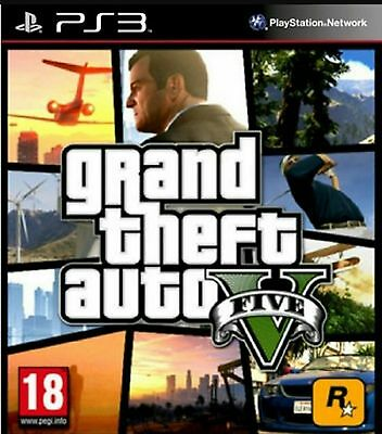 GTA V 5 Pre Modded Account | PS3 USERS ONLY | *** Limited Supply ***