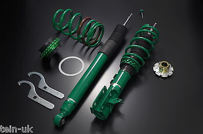 Tein Street Advance Z Coilover Kit-fits Honda Fit RS Hybrid 1.5 2012 - 2013 GP4