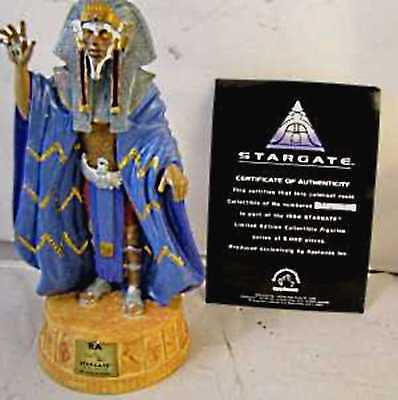 Stargate's RA full body figurine Applause Individually numbered # AP4339 MIB