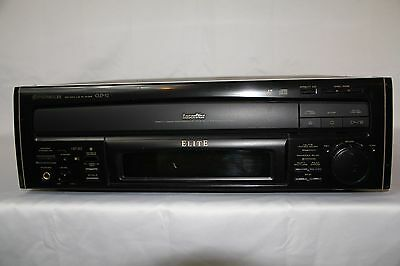 Pioneer Elite CLD-52 Laser Disc Player Hard To Find