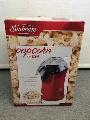 Sunbeam Popcorn Maker