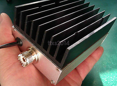 New 25W 400MHz-470MHz UHF Ham Radio Power Amplifier For Interphone Hand Sets Car