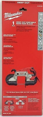 Milwaukee 48-39-0520 Band Saw Blade 44-7/8 in. 18 tpi.1 pack