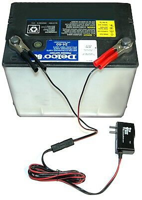 Battery Butler 12 volt automatic storage tender charger w//warranty /& free ship !