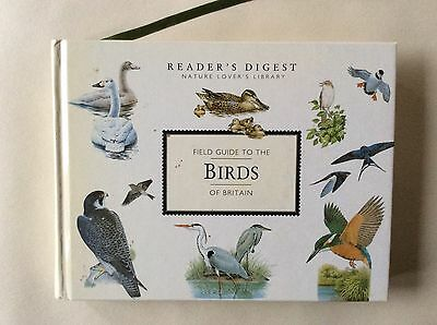 Field Guide To Birds Of Britain, Readers Digest