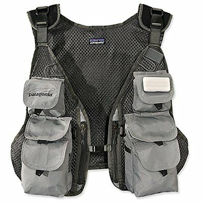 Patagonia Mens Convertible Vest 81915 Forge Grey from Japan with tracking