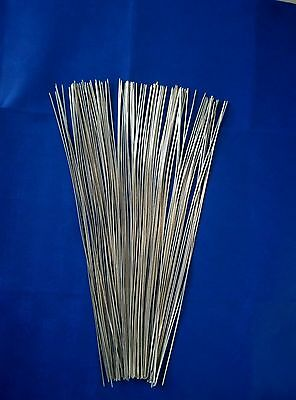 ⌀ 4mm.Aluminum Brazing Welding Rods,stick,wire- 5pcs x 500mm/50cm + VIDEO