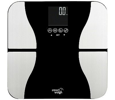 Digital Body Fat Precision Scale with Tempered Glass Platform
