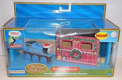 Thomas & Friends - Wooden Railway - Holiday Tunnel - MIB