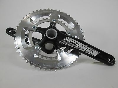 FSA Gossamer BB30 Road Bike Crankset, 50/34t, 175mm Crank  Arm, EUC