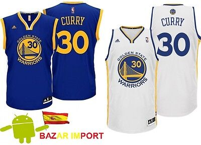 Camiseta De Niño (Kid - Youth) Golden State Warriors Nba Stephen Curry 30 Durant