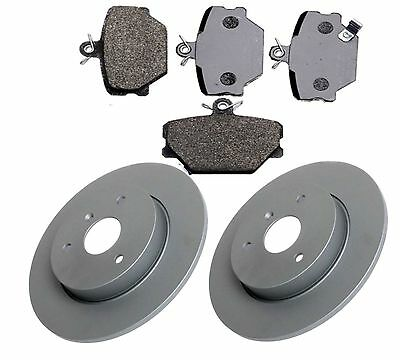 Smart Car For two Coupe Roadster Front Brake Pads And Brake Discs