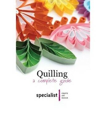 QUILLING BOOKLET (QUILLING book) - 15 Pages