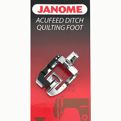 Janome Acufeed Ditch Quilting Foot #846413006