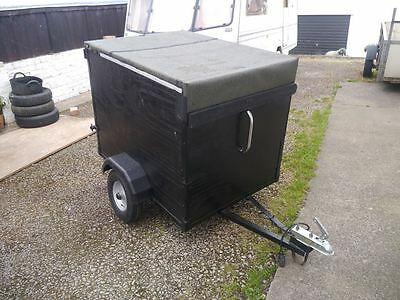 Small Box Trailer, Camping, Boot Sales Etc Etc