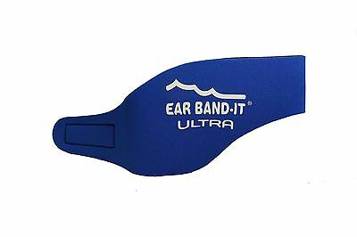 Ear Band-It Ultra Swimming Headband, Invented by ENT Physician, Dr. Recommended