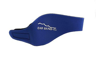 EAR BAND-IT Swimming Headband, Keep Water Out - Ear Plugs In, Doctor Recommended