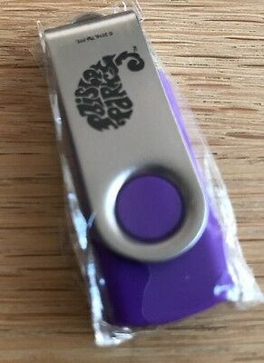 Paisley Park Official 1GB Flash Drive Memory Stick new in packet RARE Prince