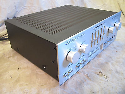 Marantz Pm -500 Dc Audiophile Integrated Amplifier Near Mint Serviced