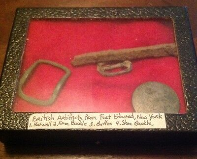 Metal Detector Find  Artifact - From Fort Edward, New York