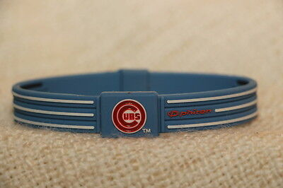 MLB Chicago Cubs titanium infused wristband,free post and free gift incl