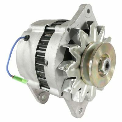 New Yanmar Diesel Hi-Output 80 Amp Alternator Lr180-103 Lr180-03C 119573-77200