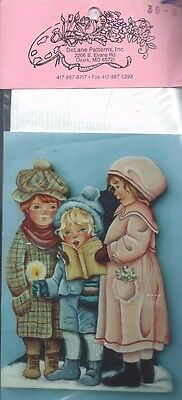 Decorative Painting Pattern Packet Lindsay And Friends Caroling By Delane Lange