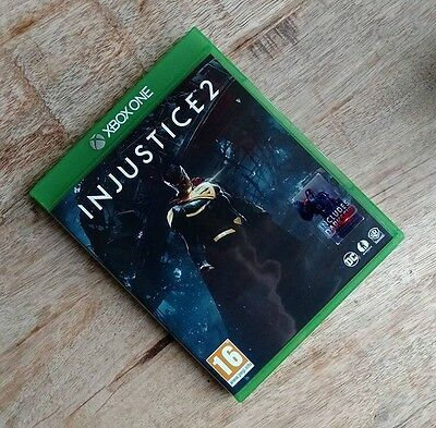 Injustice 2 Darkseid edition, new in seal, Xbox One