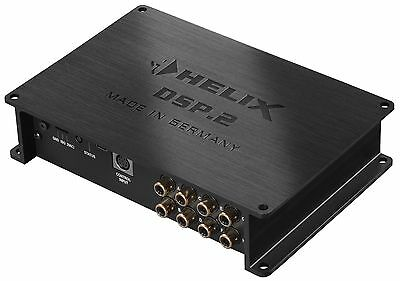 Helix DSP.2 8-channel dsp Signal processor Sound Equalizer Frequency