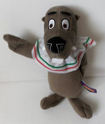 Madagascar 3 Stefano The Seal Plush Soft Toy Figure Dreamworks TV Film Character