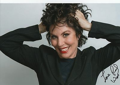 Ruby Wax Signed 12x8'' Photograph - Comedian , Actress