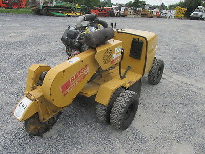 2007 Rayco RG1625A Self Propelled Stump Grinder. Coming In Soon!