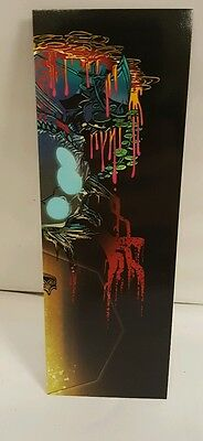 NEW Mosscreek Divide Promo Bookmark FROM Comic Con Jake Myler Book Swag