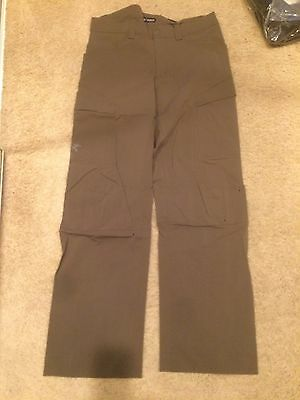 Arc'teryx   Rampart Pants (For Men).SIZE:32/32.COLOR:Wrought Iron.NWT.