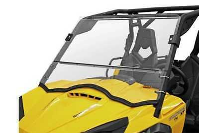 Quadboss Folding Windshield, #TUCK100-0002, 11-14 Can-Am Commander 1000 & 800
