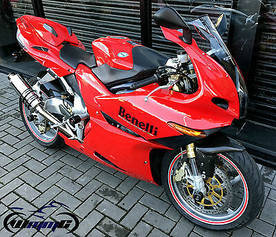 2004 Benelli Tornado 900 * 16,300 Miles - Warranty & 12 Months Mot Included *