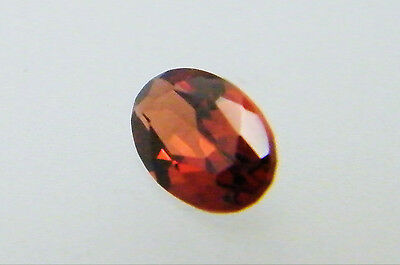 Garnet Natural / Red Stone Oval Cut Calibrated Single Stone Various Sizes
