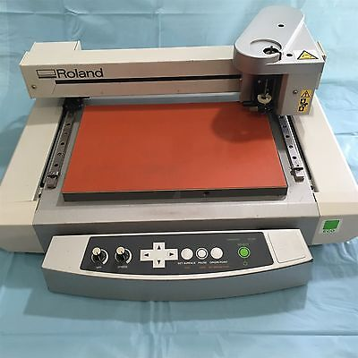 Roland EGX-30A Engraver with Accessories. Free Shipping.