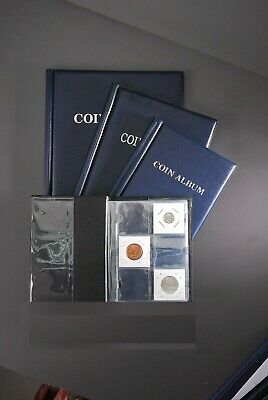 Coin Album for 60 coin holders, with side loading design.  Weekly Special!!!