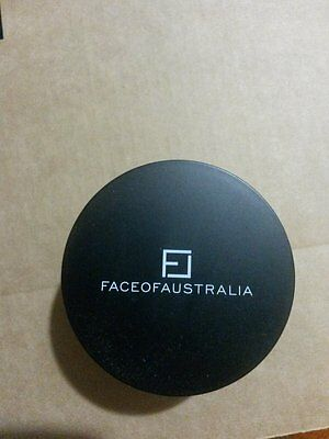 Brand New Sealed FACE OF AUSTRALIA Translucent Loose Powder 30g