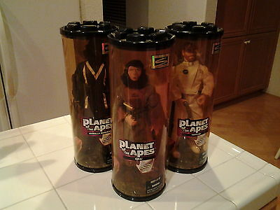 Hasbro Planet of the Apes Figures (3)